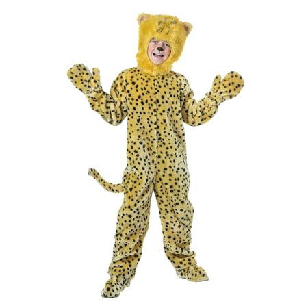 Child Cheetah Costume (Halloween Cheetah)