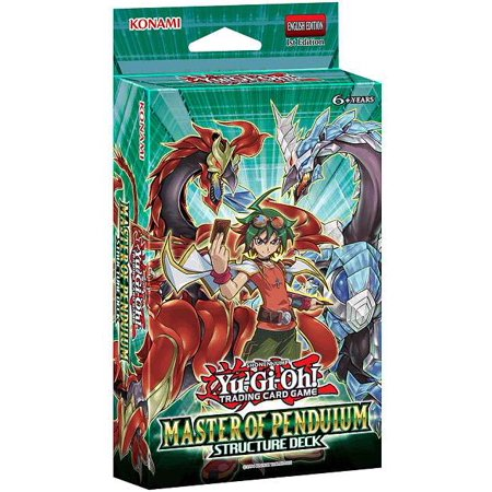 Yu-Gi-Oh Master of Pendulum Structure Deck