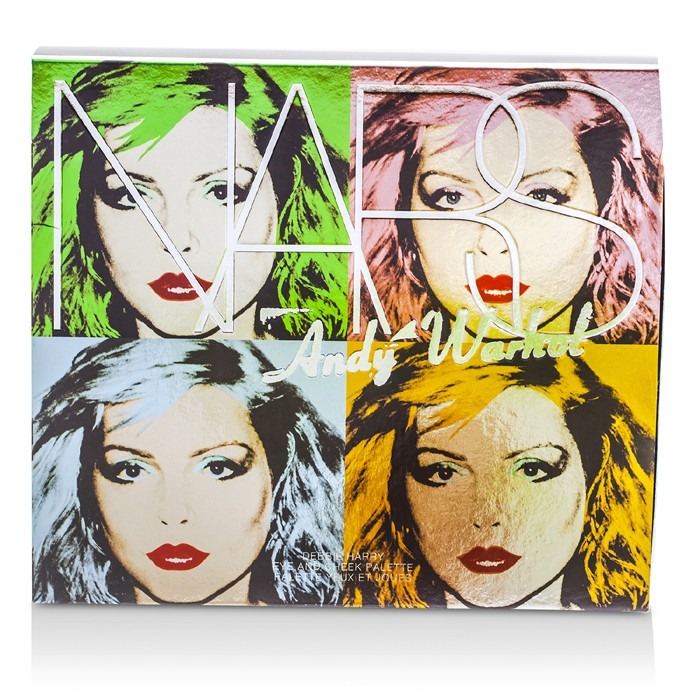 NARS - Andy Warhol Collection Debbie Harry Eye And Cheek ...