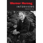 Conversations with Filmmakers (Hardcover): Werner Herzog: Interviews (Paperback)
