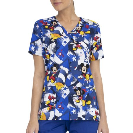 - Scrubstar Disney's Americana Mickey