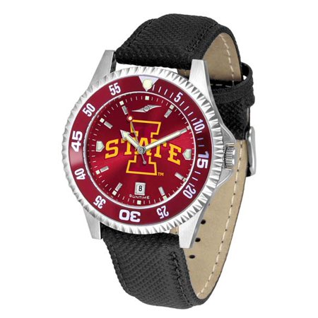 Iowa State Competitor AnoChrome - Color Bezel Watch