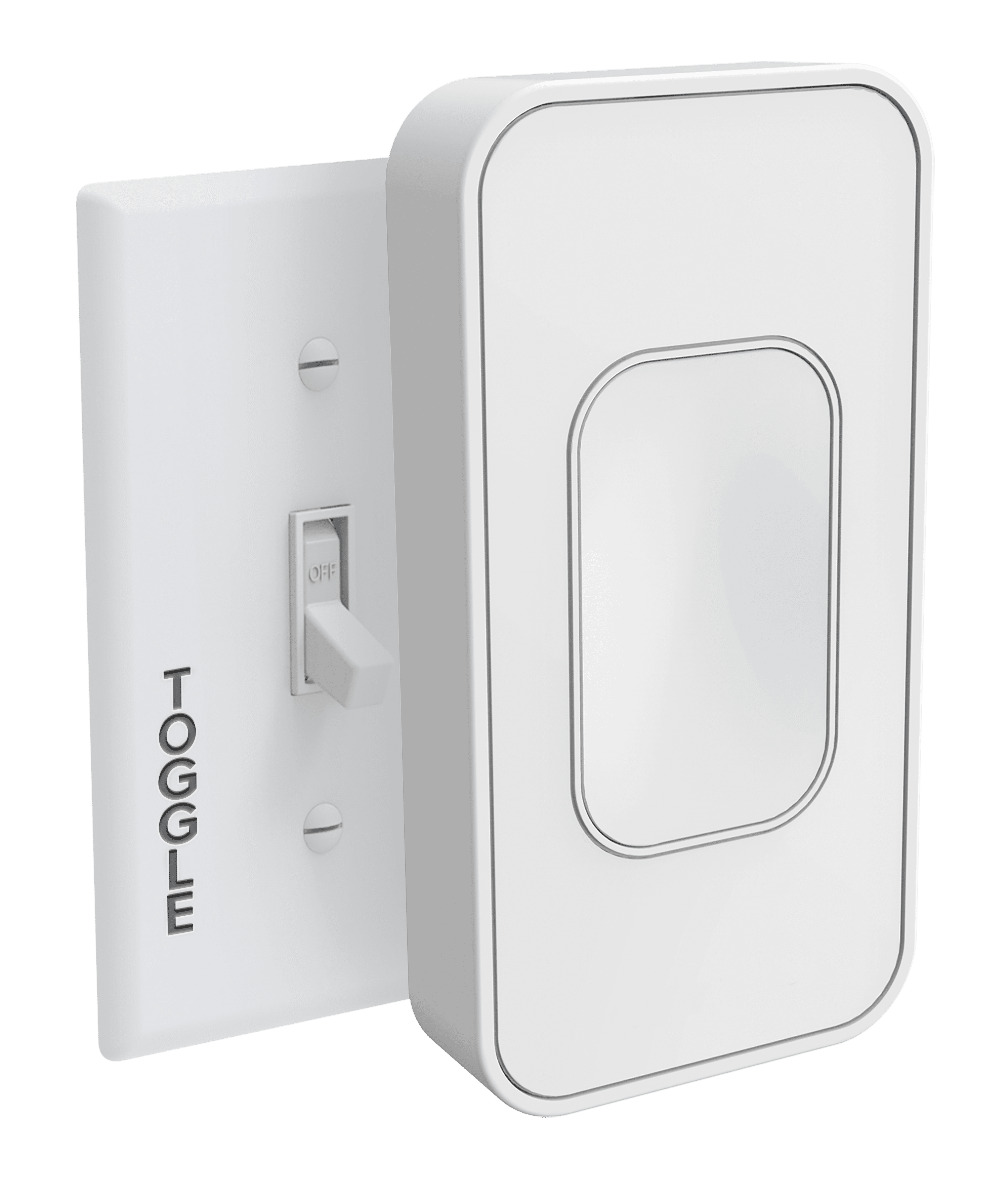Switchmate Voice-Activated Wire-Free Smart Switch, No Hub Required ...