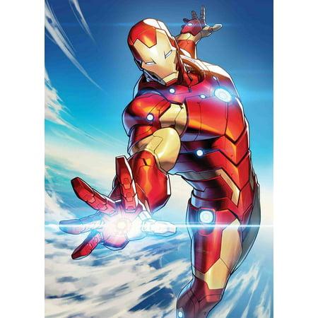 Marvel Tony Stark: Iron Man #5 [Battle Lines - Tony Stark Wig