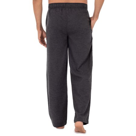 George Men's Plaid Woven Flannel Sleep Pant