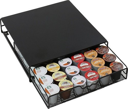 DecoBros K cup Storage Drawer Holder for Keurig K cup Coffee Pods