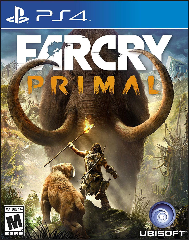 Far Cry: Primal, Ubisoft, PlayStation 4, 887256015930