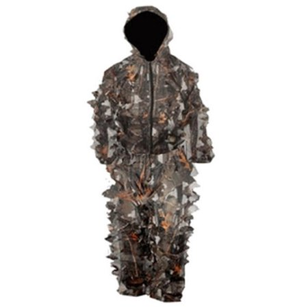 WFS MS400-401 Men's Burly Camo Bushwear Leafy Ghillie Suit