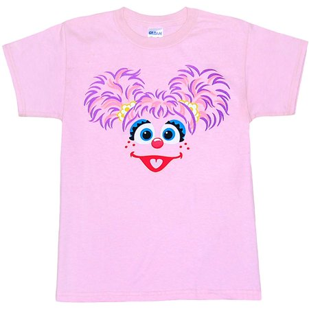 Sesame Street Abby Cadabby Youth T-Shirt