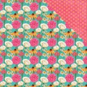 """Rendezvous Double-Sided Cardstock 12""""X12""""-Island Girl"""