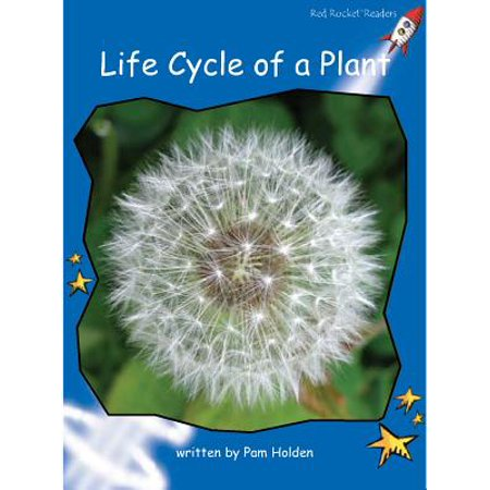 Red Rocket Readers: Life Cycle of a Plant (Paperback)
