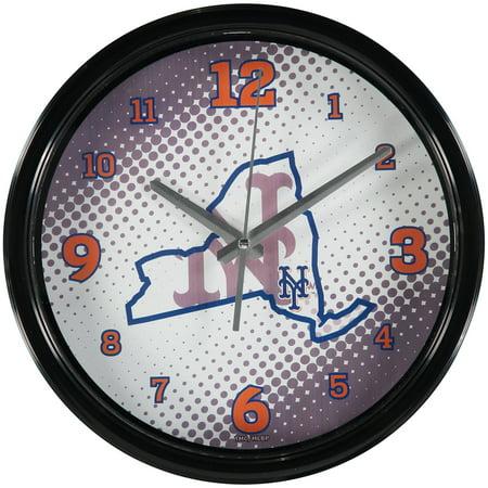 New Mlb Clock (New York Mets 12