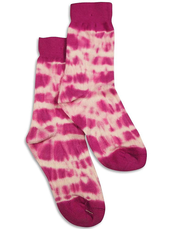 Tic Tac Toe Girls Tie Dye Socks Purple / Small - Walmart.com