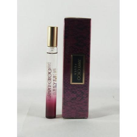 Jimmy Choo Fever Eau De Parfum Purse Spray .33 Oz - Halloween Fever Perfume