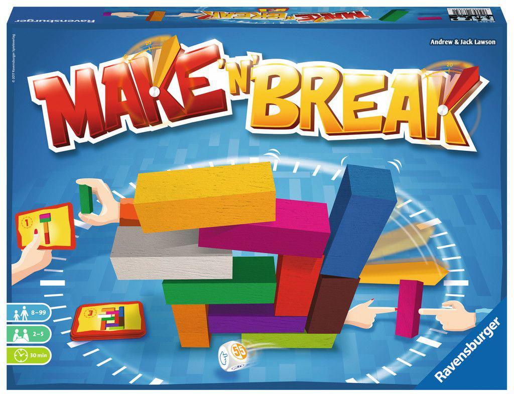 Make N Break Game (2018) Board Games by Ravensburger (26765) by Ravensburger