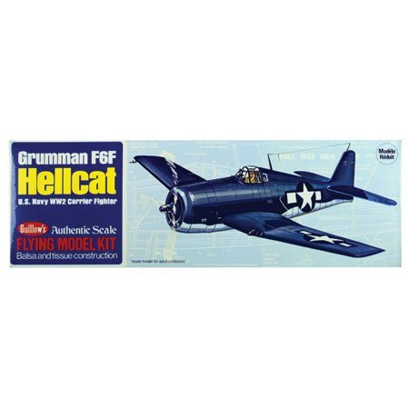 Guillows Grumman F6F Hellcat Model Kit