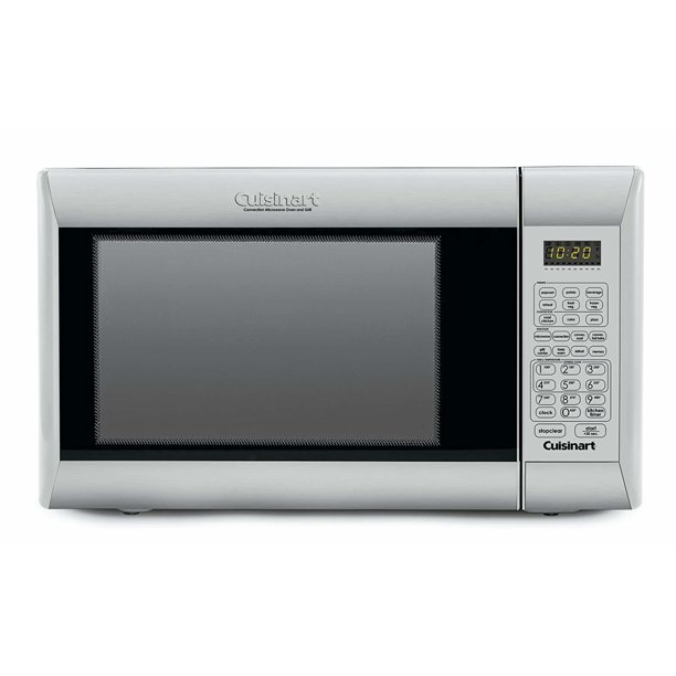 Conventional Oven Microwave Safe: Cuisinart 1.2 Cubic-Foot Convection Microwave Oven