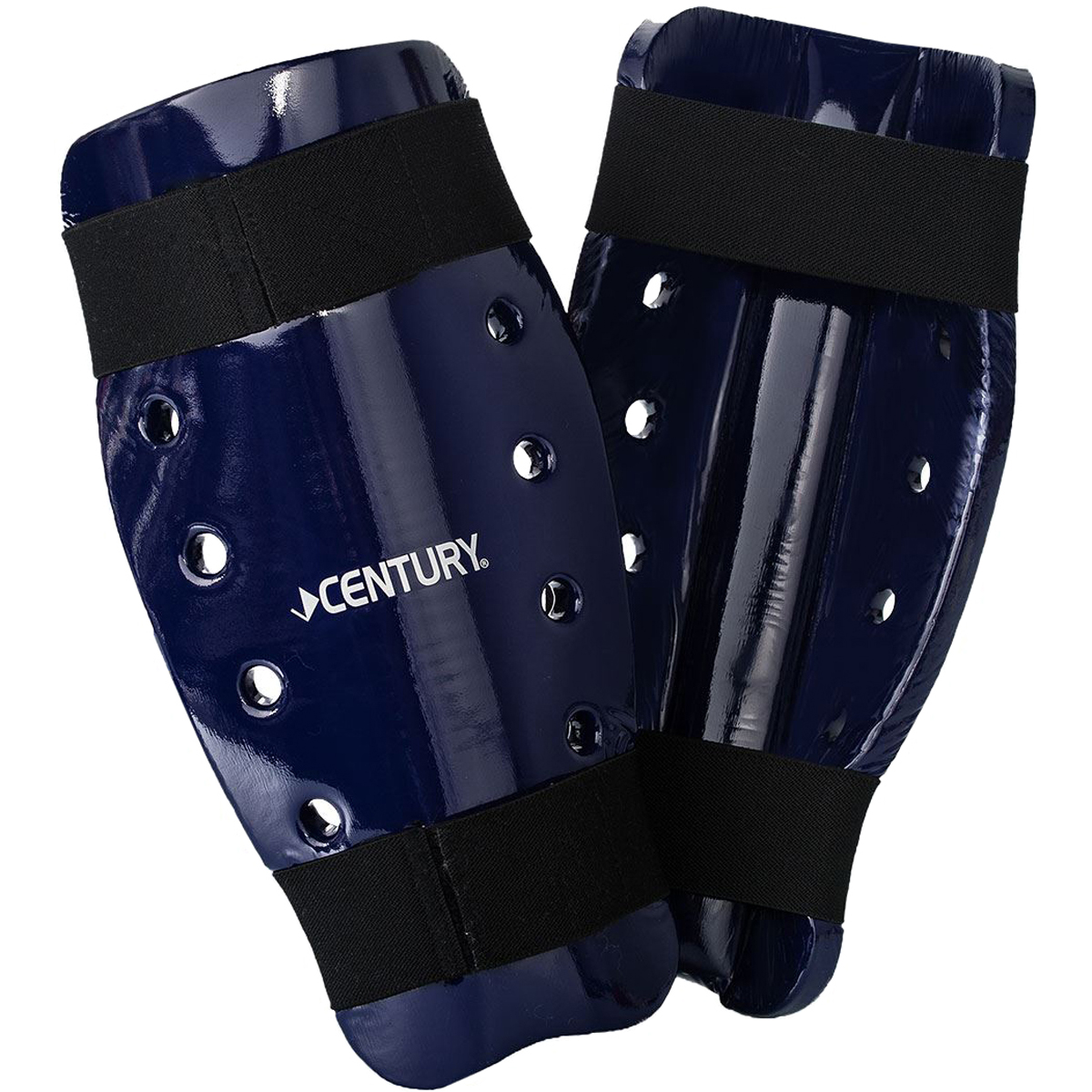 Century Martial Arts Student Sparring Shin Guards - Blue