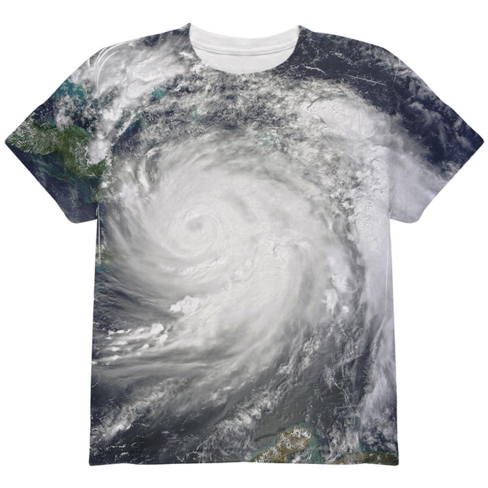 Halloween Gulf Coast Hurricane Costume All Over Mens T Shirt
