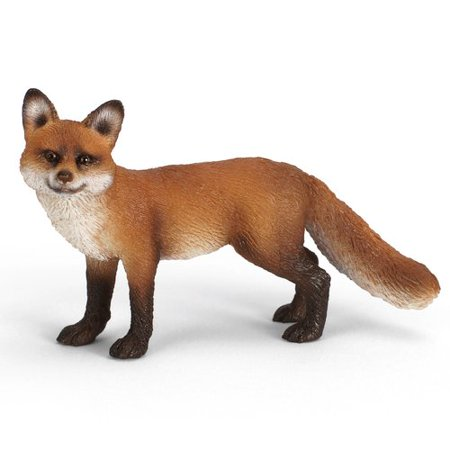 Schleich Red Fox Animal Figurine