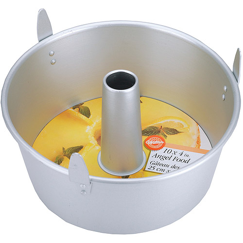"Wilton 10""x4"" Angel Food Cake Pan 2105-2525"