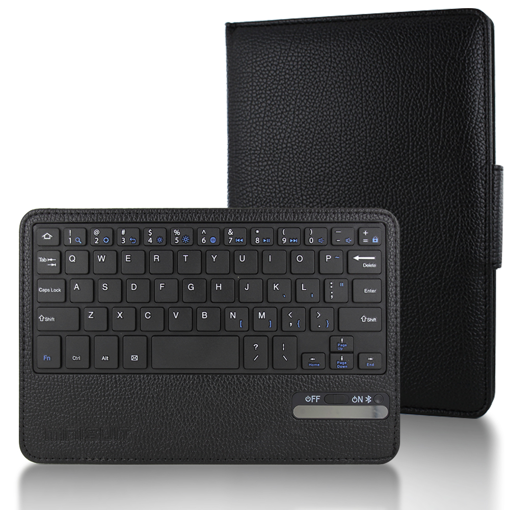 "Minisuit Removable Qwerty Keyboard Stand Case for Samsung Galaxy Tab 3 (7.0"")"