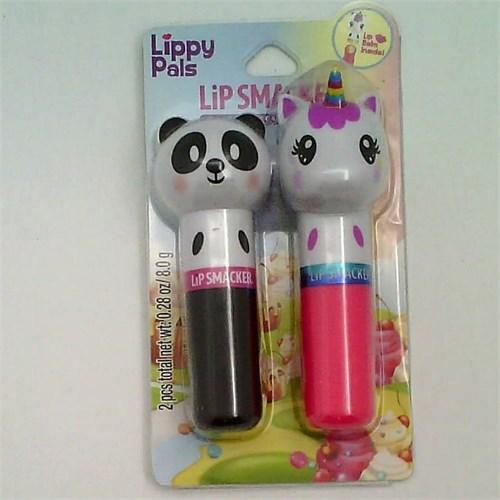 Lip Smacker Lip Gloss Light Clear .28 oz Clear