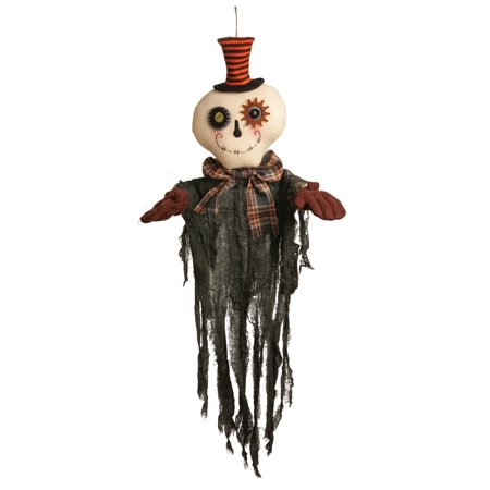 Singing and Shaking Ghost Halloween Decor Haunted House Prop Party Decoration - image 1 de 1