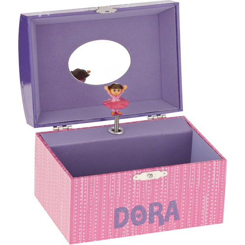 Dora The Explornick Dora Musical Jewelry Box Walmartcom