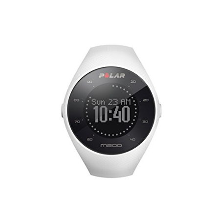 M200 GPS Running Watch White