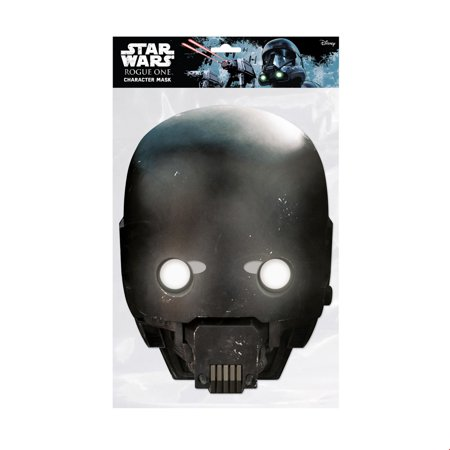 Star Wars: Rogue One-K-2So Facemask Halloween Costume Accessory