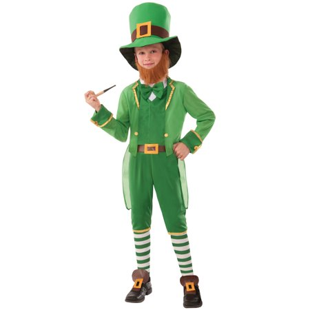 Leprechaun Costumes (Lil Leprechaun Child Costume)
