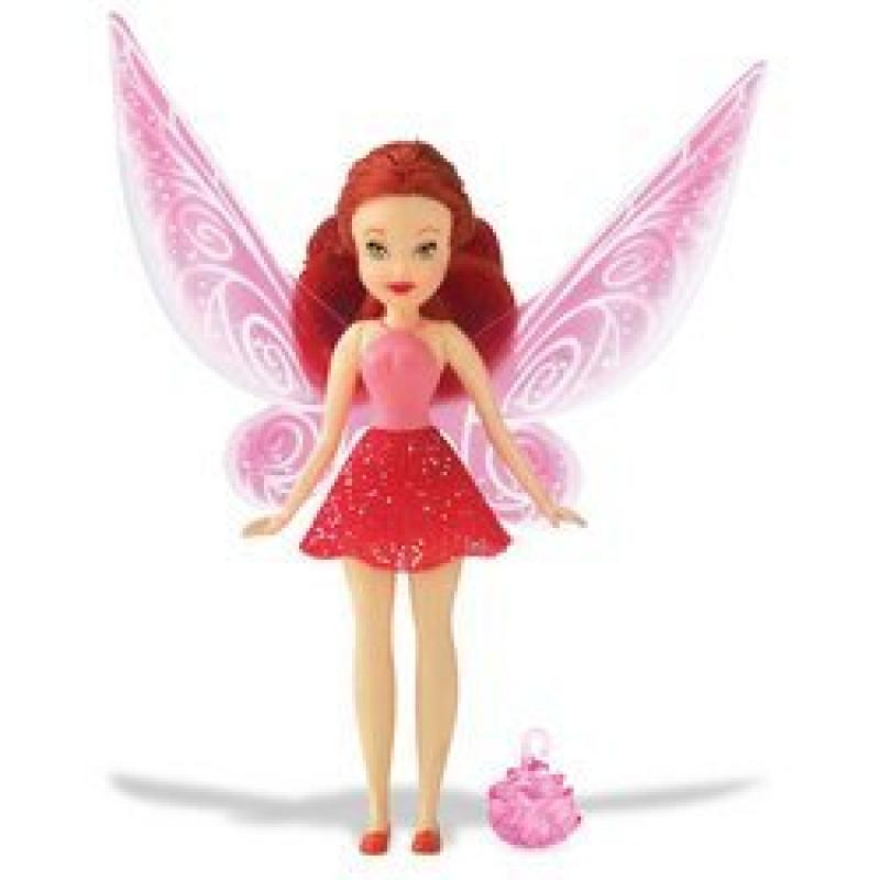 Disney Fairies 3.5 Fairy Doll Asst:Rosetta