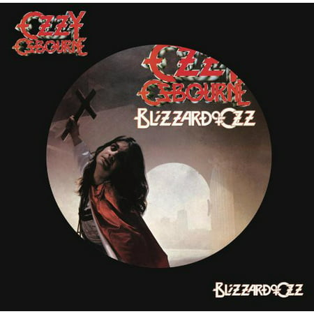 Ozzy Osbourne - Blizzard Of Ozz - Vinyl