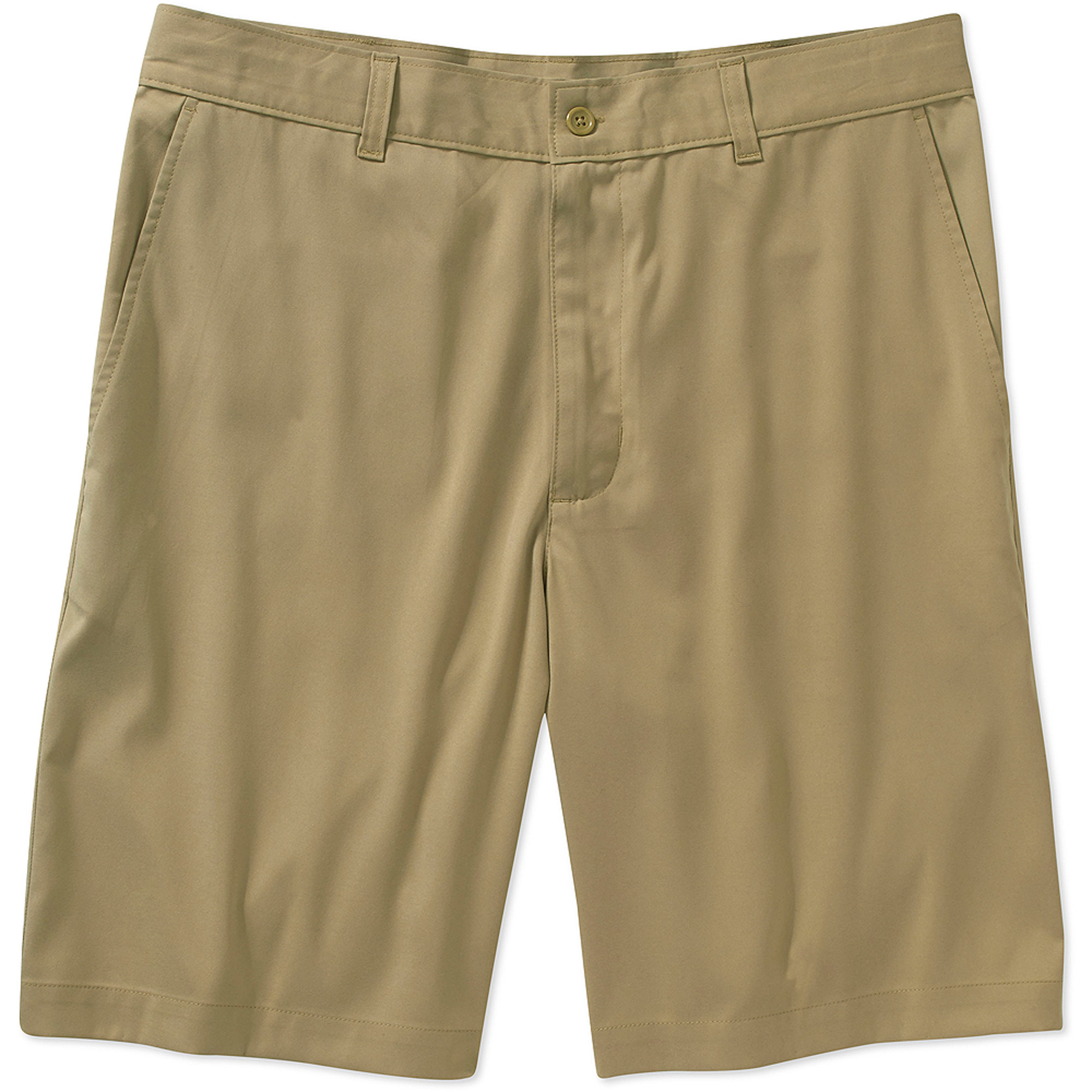 Russell Big Men's Performance Flat Front Golf and Performance Short