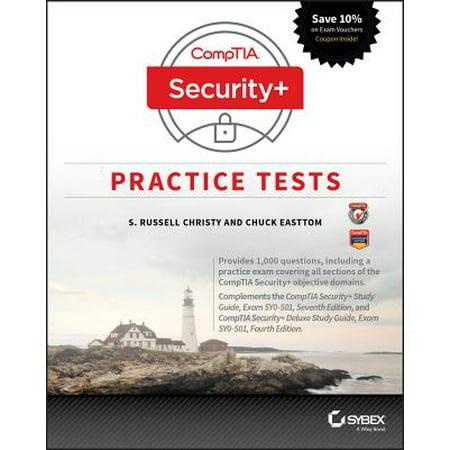 CompTIA Security+ Practice Tests - eBook