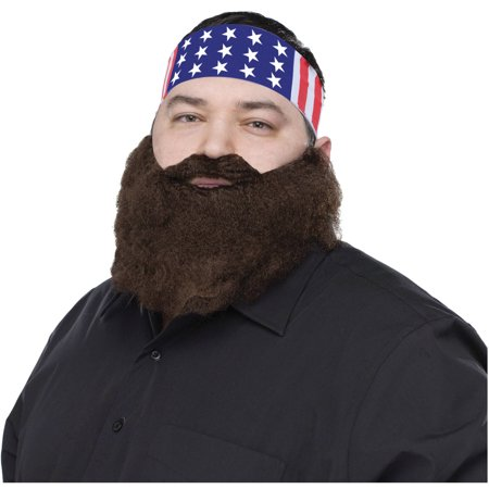 Crazy Quackers Patriotic Bandana Adult Halloween Accessory