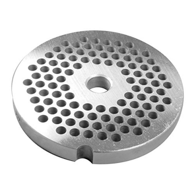 # 10 12 Premium Salvinox Stainless Steel Grinder Plate 4.5mm (3 16Inch) by