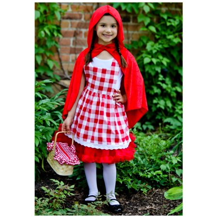 kids red riding hood tutu costume - Little Red Riding Hood Child Costume