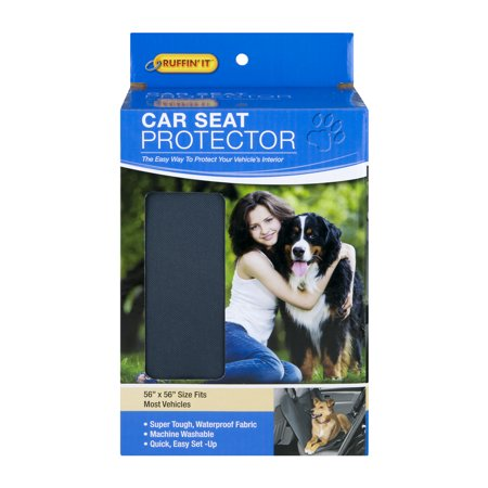 Ruffin' It Car Seat Protector, 1.0 CT