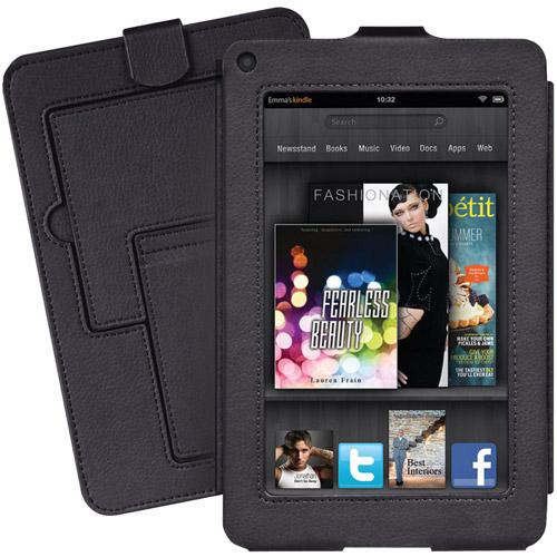 Merkury M-KFC610 Kindle Fire Dual Kickstand Case