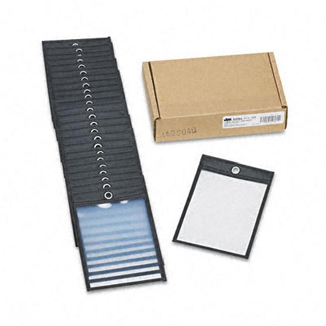 Esselte Pendaflex 64204 Shop Ticket Holders  Clear  4 x 6  25/box