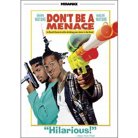 Don't Be a Menace to South Central While Drinking [DVD]