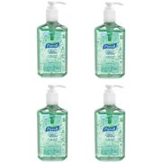 PURELL Advanced with Aloe Instant Hand Sanitizer, 12 fl oz, 4 count