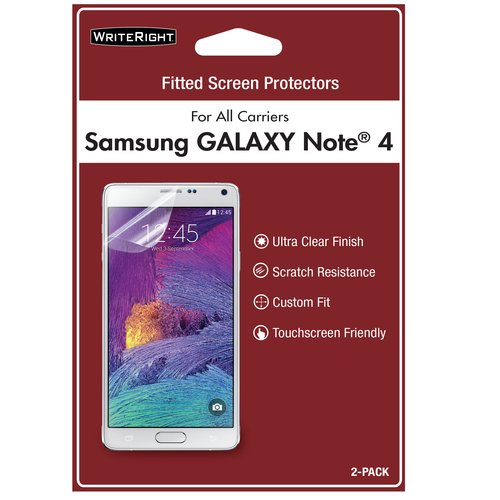 WriteRight Screen Protector for Samsung Galaxy Note 4