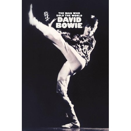 David Bowie - Man Who Sold The World Poster - 24x36