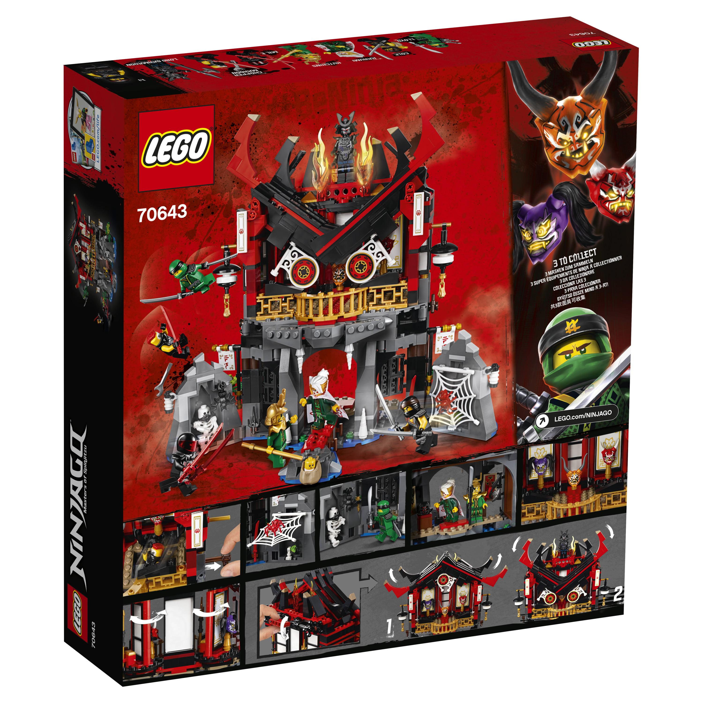 lego ninjago temple of resurrection 70643 walmartcom - Legocom Ninjago