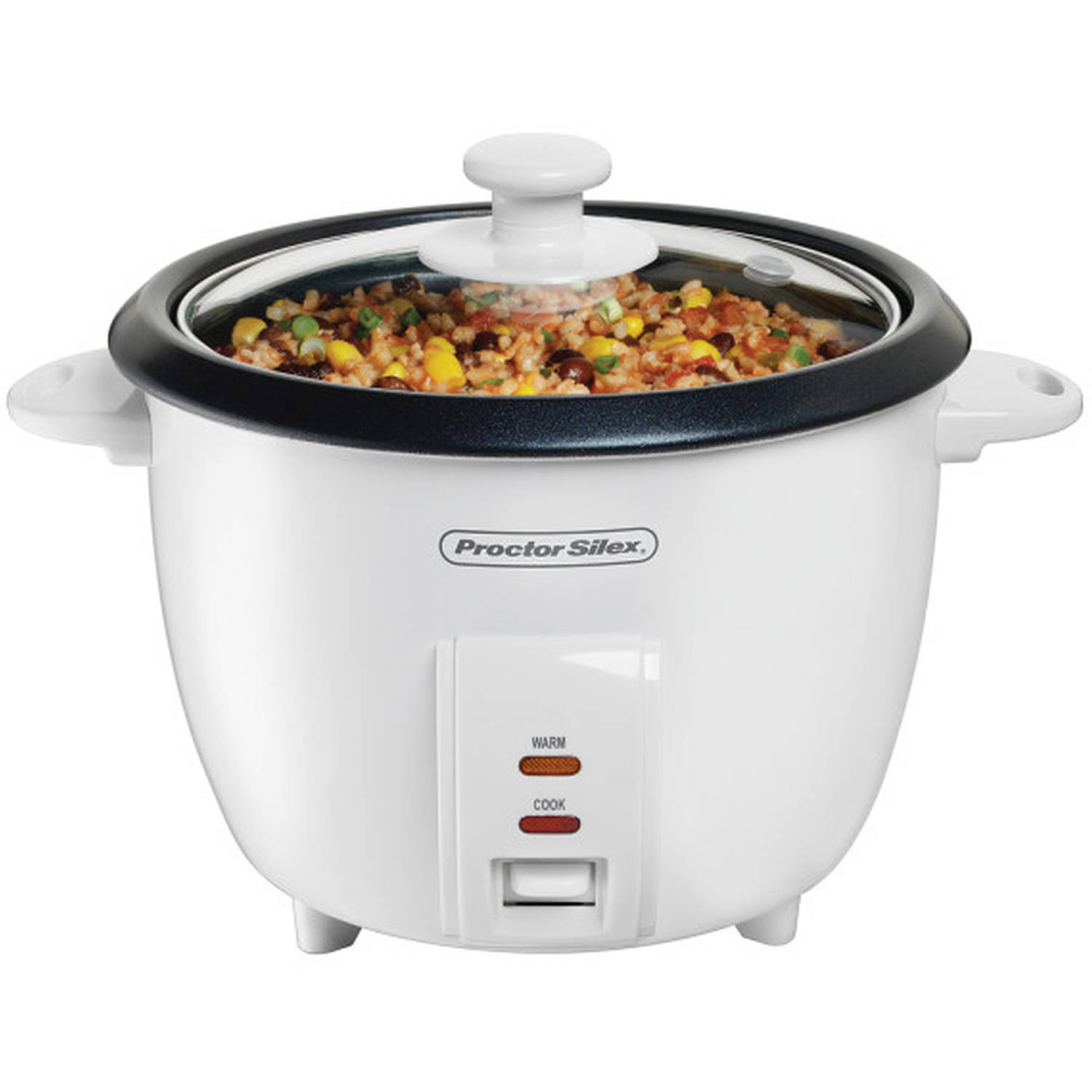 Proctor Silex 10 Cup Rice Cooker | Model# 37533NR