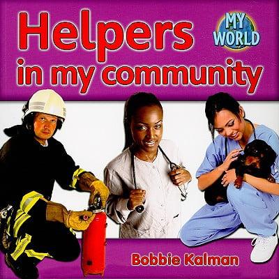 Helpers in My Community (Paperback)](Community Helper Books)