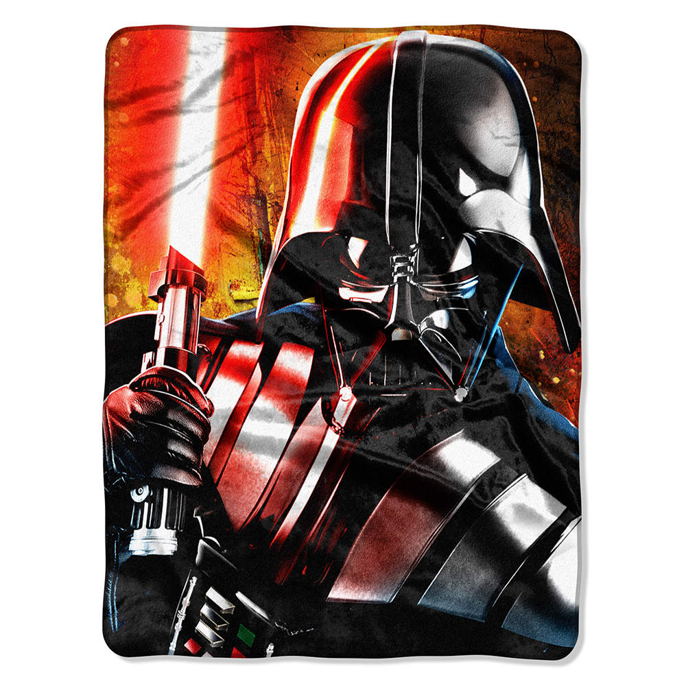 Star Wars Classic  Master of Evil  Silk Touch Throw (46x60)